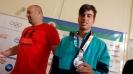 Сребърният медалист в тениса от младежките олимпийски игри Адриан Андреев се завърна в България