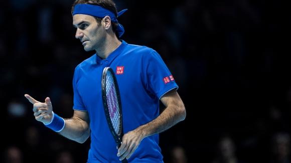 Федерер се върна на победния път в Лондон