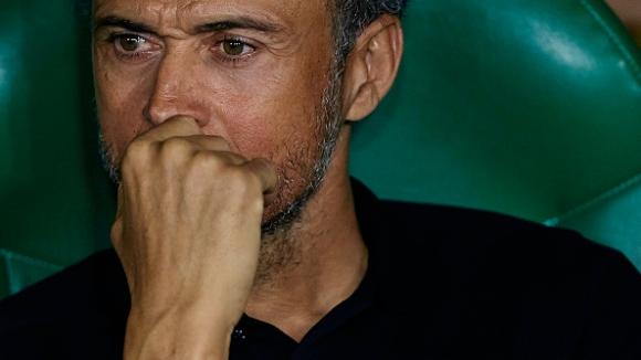 """Луис Енрике: Мачът с Хърватия е """"всичко или нищо"""" и за двата отбора"""