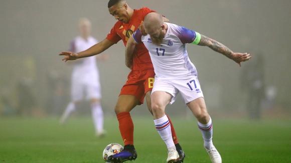 Белгия - Исландия 2:0