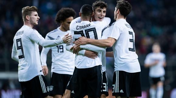 Германия - Русия 3:0