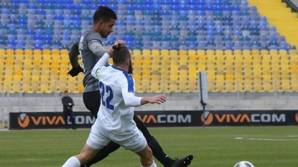"""Левски загуби с 2:3 от Монтана на """"Герена"""""""