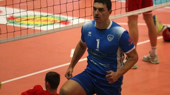 Владо Николов се завърна в игра за Левски срещу ЦСКА