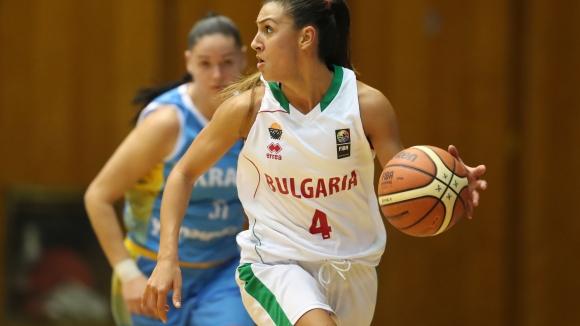Пета загуба за България в квалификациите за ЕвроБаскет 2019 при жените