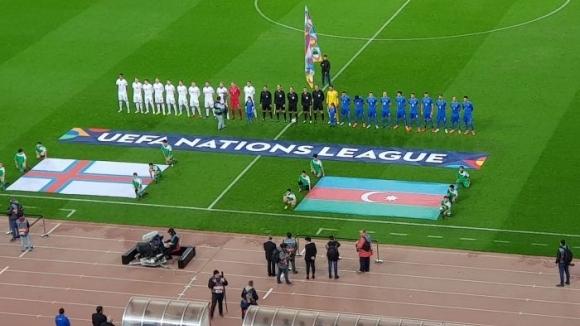 Азербайджан - Фарьорски острови 2:0