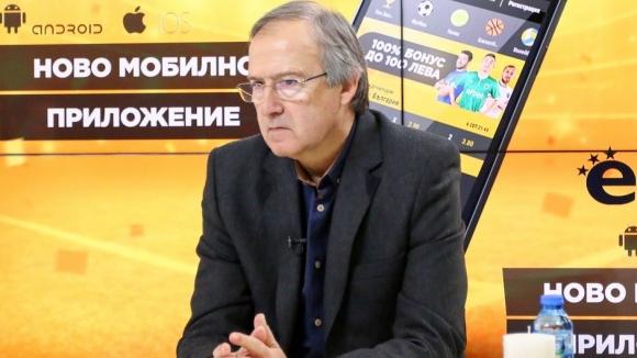 """Георги Дерменджиев в """"От дузпа в тъч"""""""