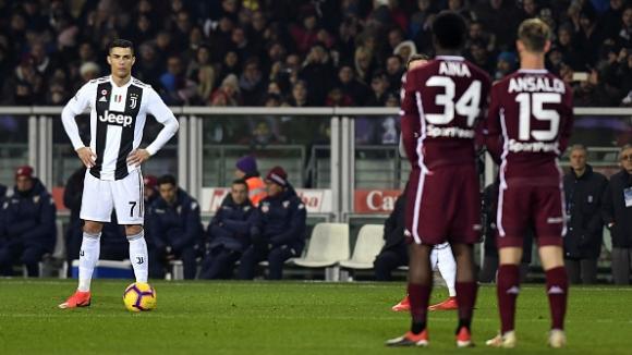 Роналдо прониза и Торино за нов успех на Юве