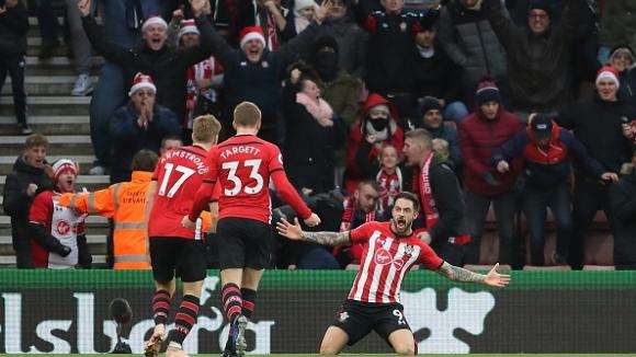 Саутхамптън - Арсенал 3:2