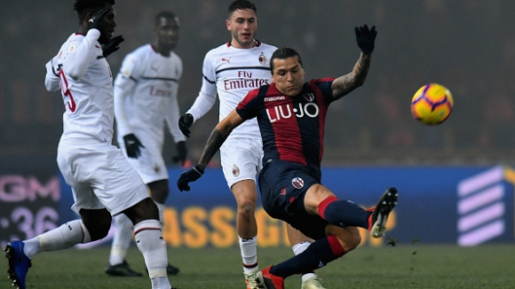Второ поредно нулево равенство за Милан в Серия А