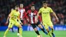 Атлетик Билбао най-сетне би в първенството, след отменен гол на Жирона и дузпа в края на мача