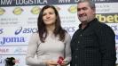 Стойка Петрова заслужено спечели наградата за спортист на месец Ноември