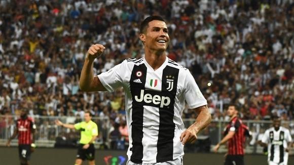 Роналдо направи Ювентус тотален хегемон в Италия!