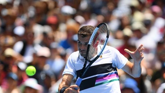 Тиафо спря Григор на осминафиналите на Australian Open