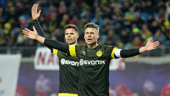 Страхотен гол на Витсел донесе трите точки за Борусия срещу РБ Лайпциг