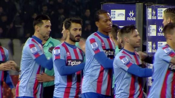ПАОК постигна поредна победа в Суперлигата
