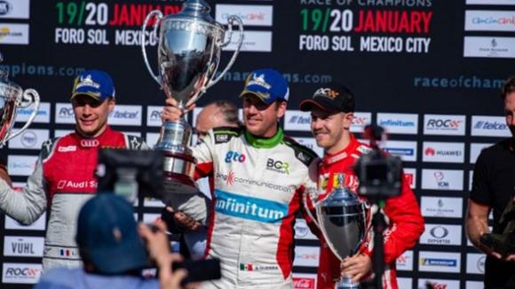 Фетел и Шумахер отново в един тим