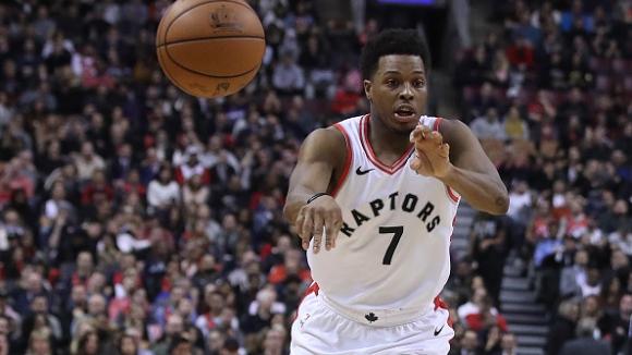 Торонто с 10-а поредна домакинска победа в НБА