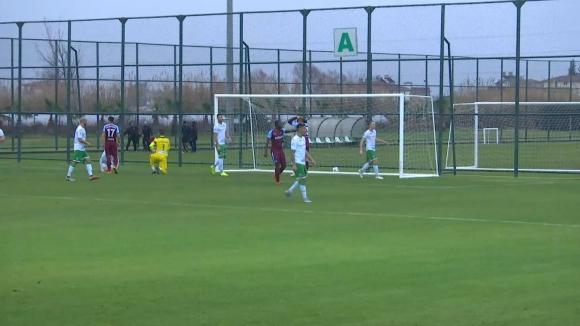 Септември загуби от украинския Карпати с 0:1