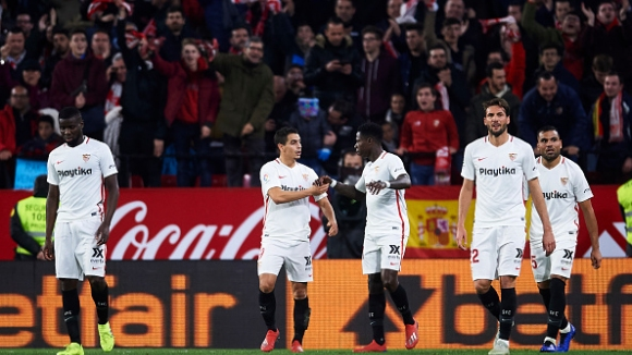 Севиля - Барселона 2:0