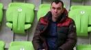 Тодор Стойков гледа дербито с Балкан в компанията на Николай Ишков