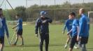 Стоянович води сутрешната тренировка на Левски в Агия Напа