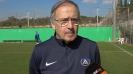 Дерменджиев пред Sportal.bg: Впечатлен съм от старанието на играчите
