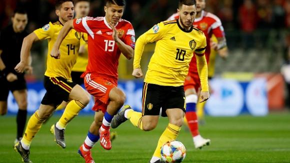 Белгия - Русия 3:1