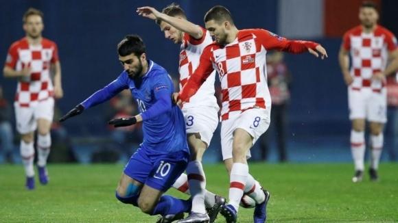 Хърватия - Азербейджан 2:1