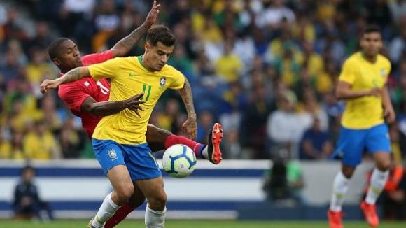 Бразилия - Панама 1:1