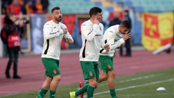 България повежда на Косово след гол на Божиков