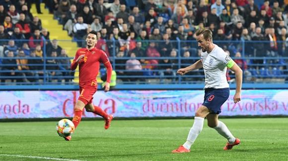 Черна гора - Англия 1:5