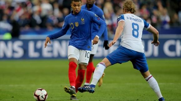 Франция - Исландия 4:0