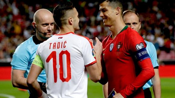 Португалия - Сърбия 1:1