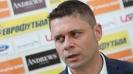 Александър Димитров: Ще е перфектно да градим играчи и да се класираме за ЕП