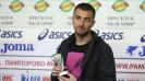 Даниел Младенов е играч №1 на 26-ти кръг на Първа лига