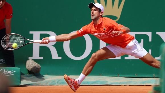 Убедителен Джокович се класира за четвъртфиналите в Монте Карло