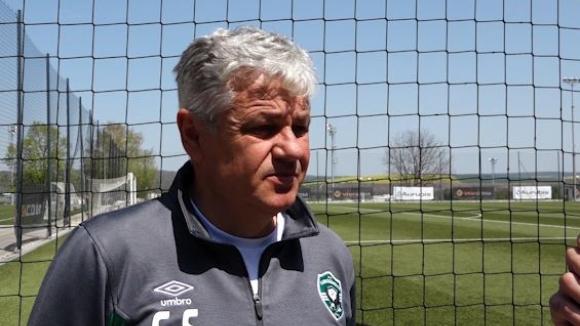 Стойчо Стоев: Няма място за спокойствие, Кешерю ще играе