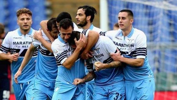 Милан - Лацио 0:1