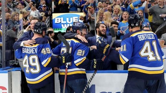 Сейнт Луис се класира на финал в НХЛ за първи път от половин век