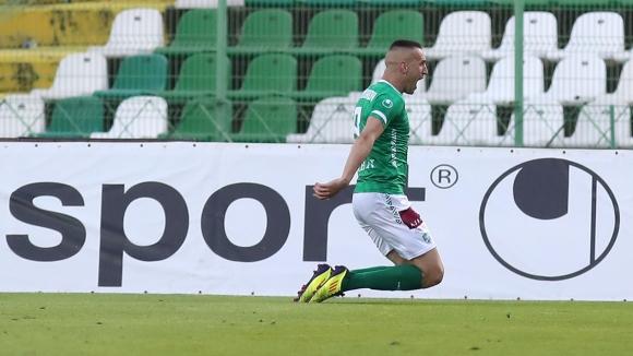 Камбуров прекъсна дълга голова суша и Берое повежда с 2:0 на Левски