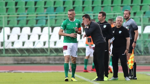 Втори гол за Камбуров и Берое води на Левски с 3:1