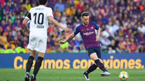 Барселона - Валенсия 1:2