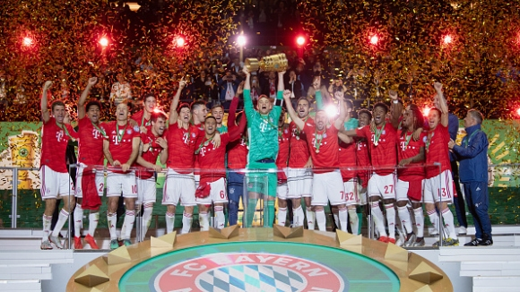 Байерн (Мюнхен) спечели купата на Германия