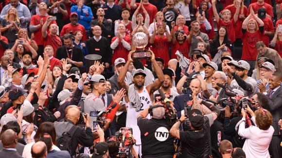 Торонто се класира за финалите в НБА
