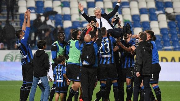 Милан аут от Шампионската лига след драматичен последен кръг в Италия