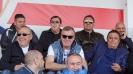 Собственикът на Царско село Стойне Манолов и Станимир Стоилов наблюдават двубоя с Кариана