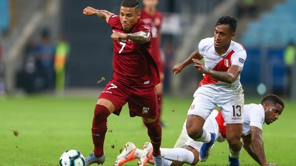 Венецуела и Перу не излъчиха победител