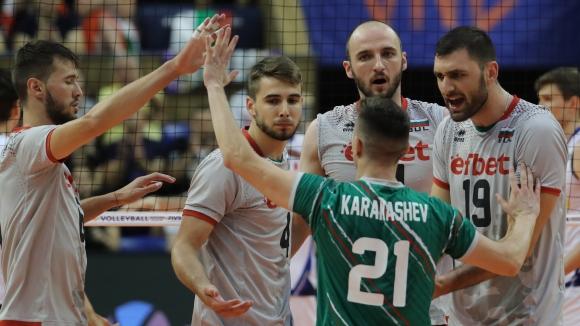 Италия се оказа прекалено силна за България във Варна