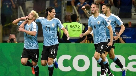Ударно начало за Уругвай на Копа Америка