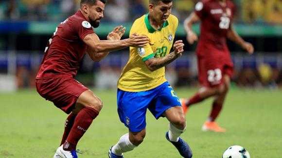Венецуела и ВАР спряха Бразилия на Копа Америка